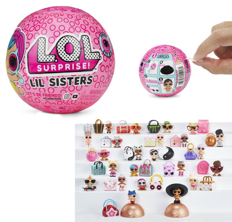 MGA L.O.L. Suprise Lil Sisters (Sortiert) [Kinderspielzeug]
