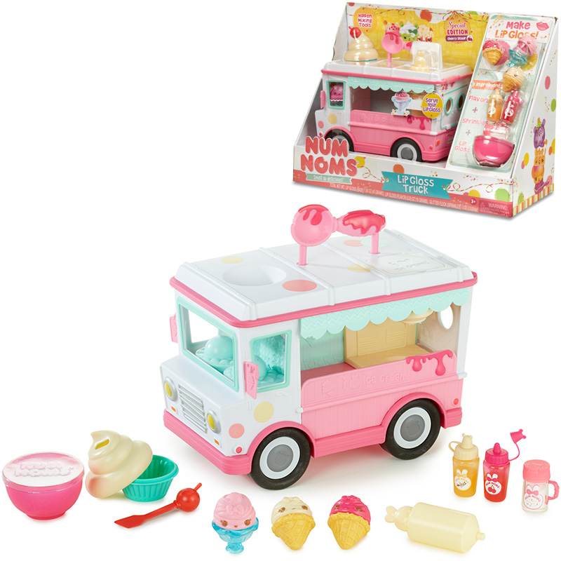 zapf creation num noms lip gloss eiswagen truck bei spielzeug24. Black Bedroom Furniture Sets. Home Design Ideas