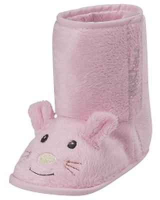 playshoes-babyschuhe-maus-gefuttert-gr-16-17-rosa-babykleidung-