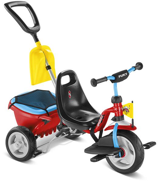 Puky Dreirad CAT 1SP (Rot Blau) [Kinderspielzeug]