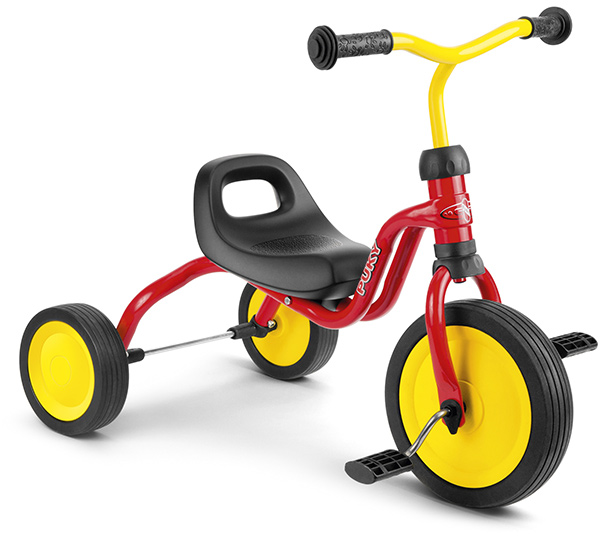Puky Dreirad Fitsch (Rot) [Kinderspielzeug]