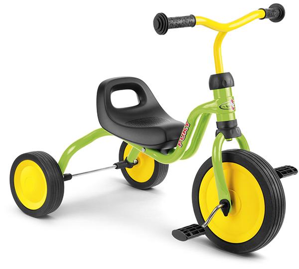Puky Dreirad Fitsch (Kiwi) [Kinderspielzeug]
