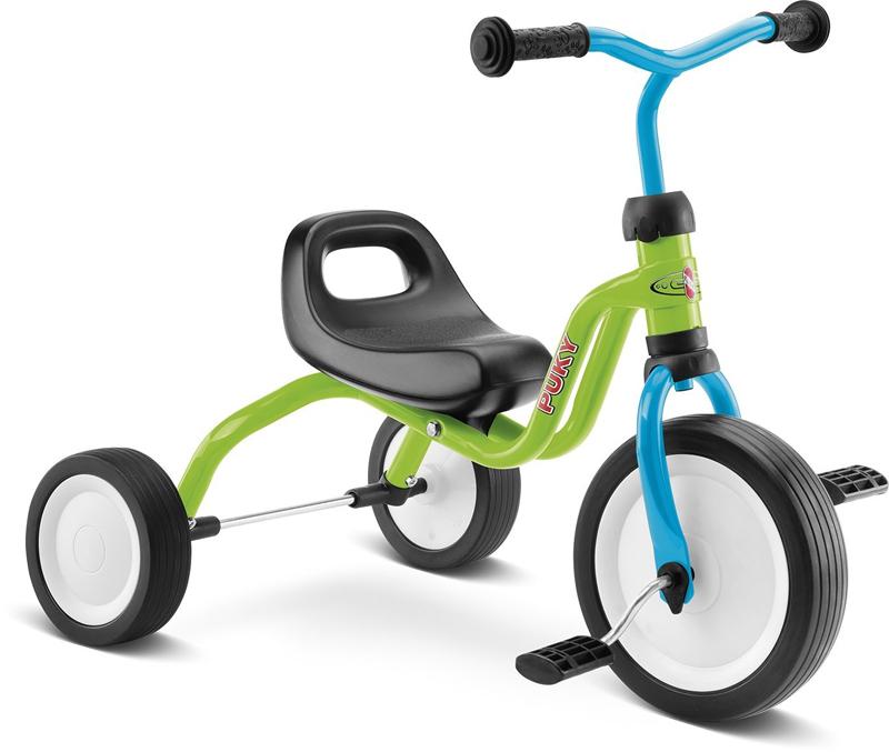 Puky Dreirad Fitsch (Kiwi Lagoon) [Kinderspielzeug]