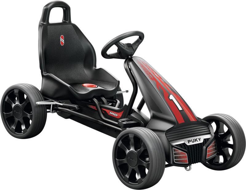 Puky Go Kart F550 (Schwarz) [Kinderspielzeug]