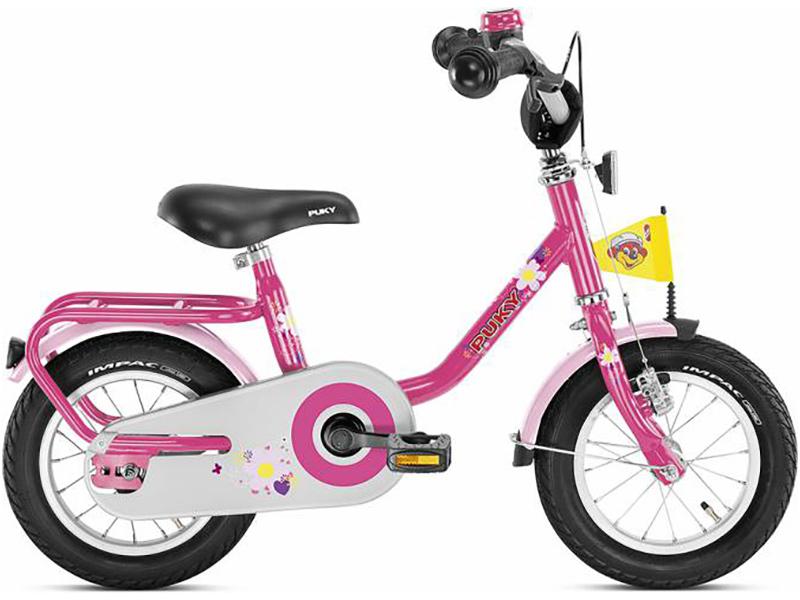 Puky Kinderfahrrad Z 2 (Lovely Pink) [Kinderspielzeug]
