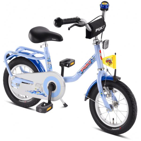 Puky Kinderfahrrad Z 2 (Ocean Blue) [Kinderspielzeug]