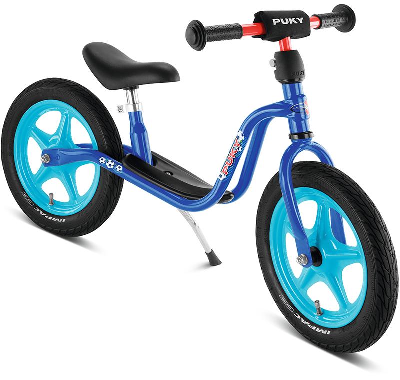 Puky Laufrad LR 1L (Blau) [Kinderspielzeug]