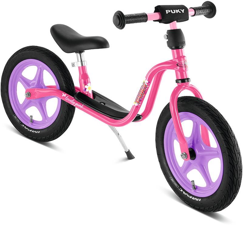 Puky Laufrad LR 1L (Pink) [Kinderspielzeug]