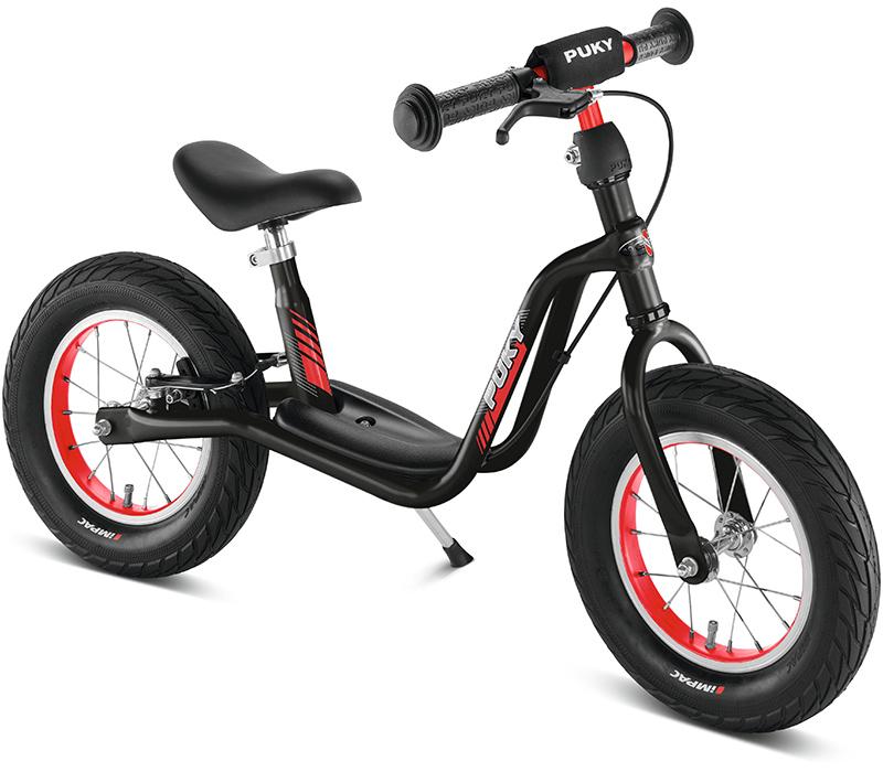 Puky Laufrad LR XL (Schwarz Rot) [Kinderspielzeug]