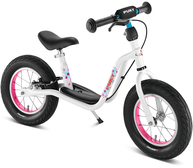 Puky Laufrad LR XL (Weiß Pink) [Kinderspielzeug]