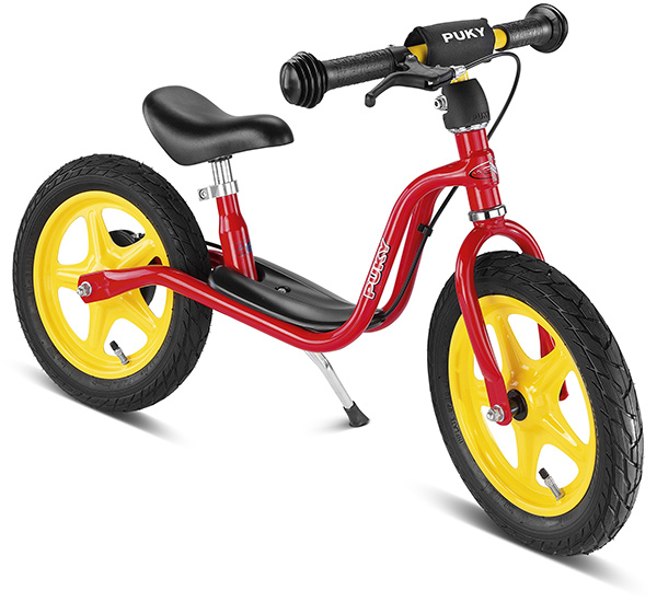 Puky Laufrad LR 1L Br (Rot) [Kinderspielzeug]