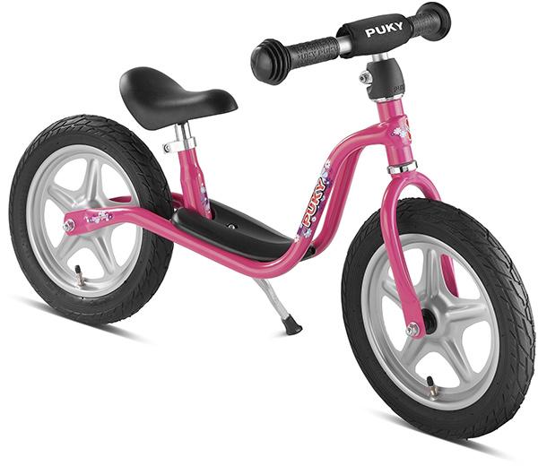 Puky Laufrad LR 1L (Lovely Pink) [Kinderspielzeug]
