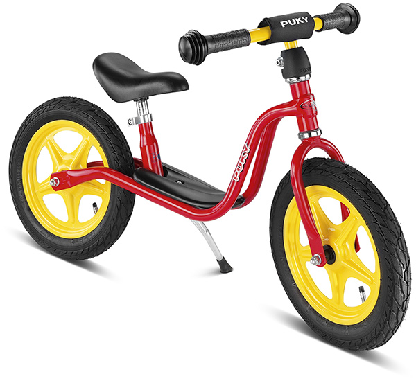 Puky Laufrad LR 1L (Rot) [Kinderspielzeug]