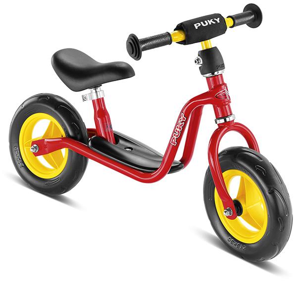 Puky Laufrad LR M Puky Color (Rot) [Kinderspielzeug]