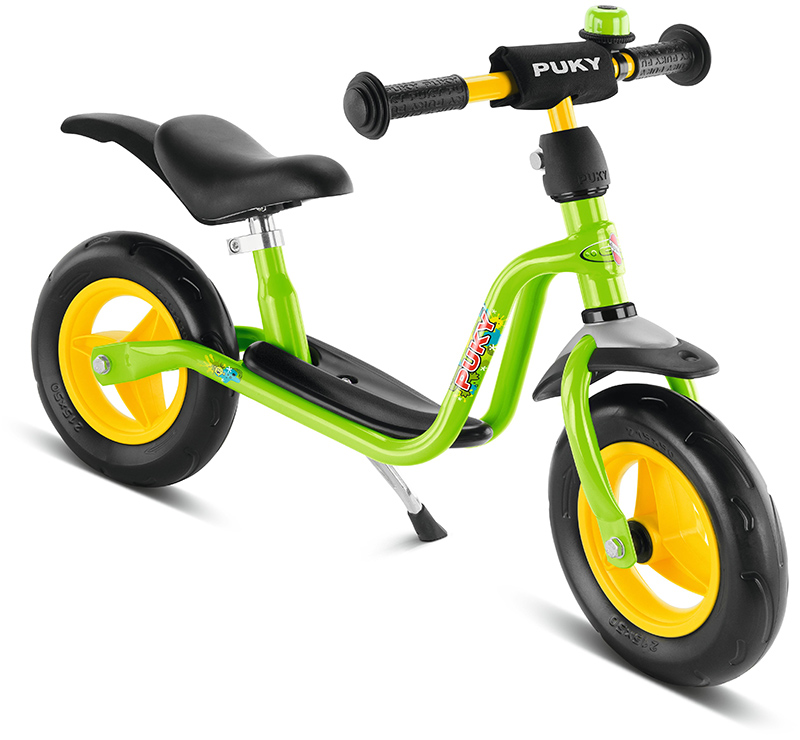 Puky Laufrad LR M Plus (Kiwi) [Kinderspielzeug]