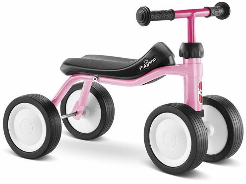 Puky Sitzroller Pukylino (Rose) [Kinderspielzeug]