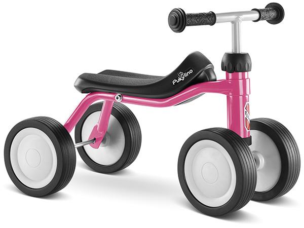 Puky Sitzroller Pukylino (Lovely Pink) [Kinderspielzeug]