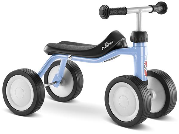 Puky Sitzroller Pukylino (Ocean Blue) [Kinderspielzeug]