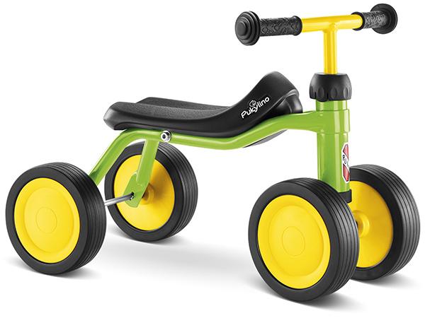Puky Sitzroller Pukylino (Kiwi) [Kinderspielzeug]