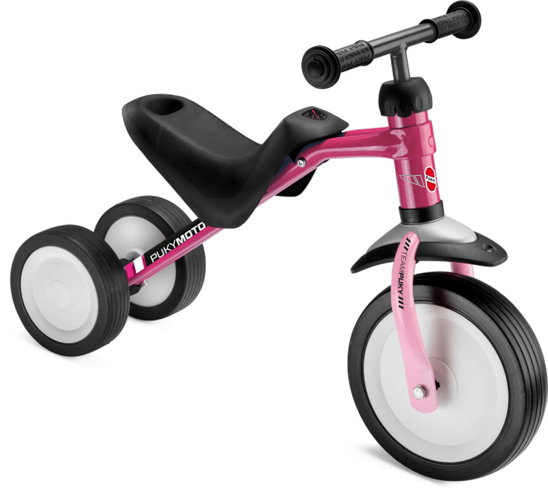 Puky Kinderfahrzeug Pukymoto (Berry) [Kinderspielzeug]