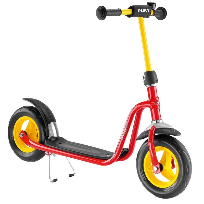 Puky Roller R 03 (Rot) [Kinderspielzeug]
