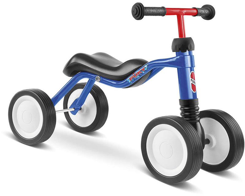 Puky Sitzroller Wutsch (Blau) [Kinderspielzeug]