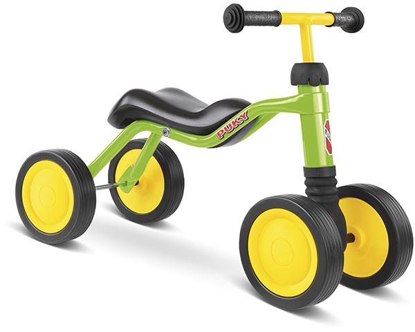 Puky Sitzroller Wutsch (Kiwi) [Kinderspielzeug]