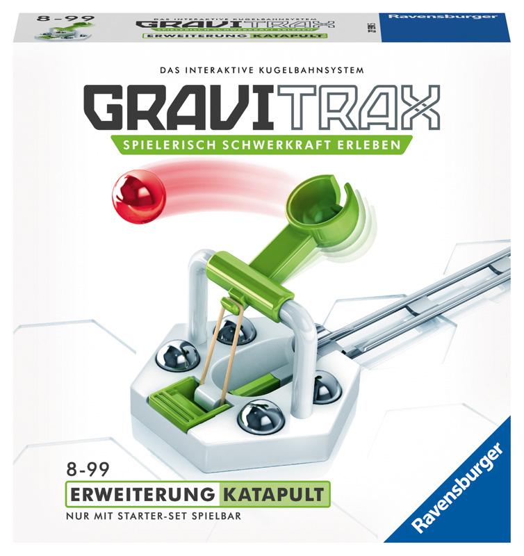 Ravensburger GraviTrax Erweiterung Katapult [Ki...