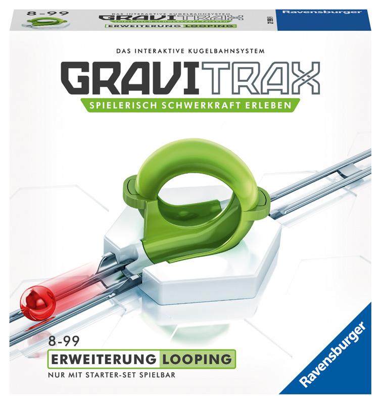 Ravensburger GraviTrax Erweiterung Looping [Kin...