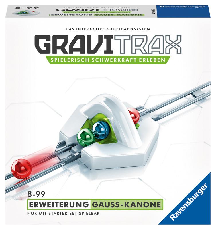 Ravensburger GraviTrax Erweiterung Gauß-Kanone ...