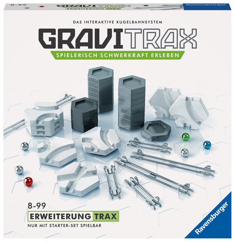 Ravensburger GraviTrax Erweiterung Trax [Kinder...