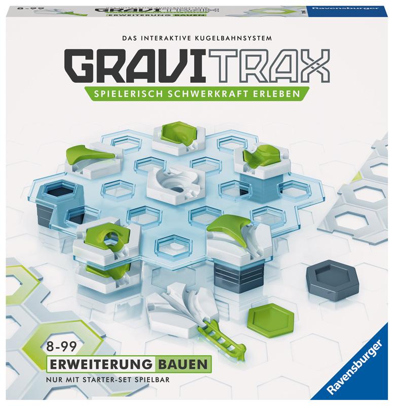 Ravensburger GraviTrax Erweiterung Bauen [Kinde...