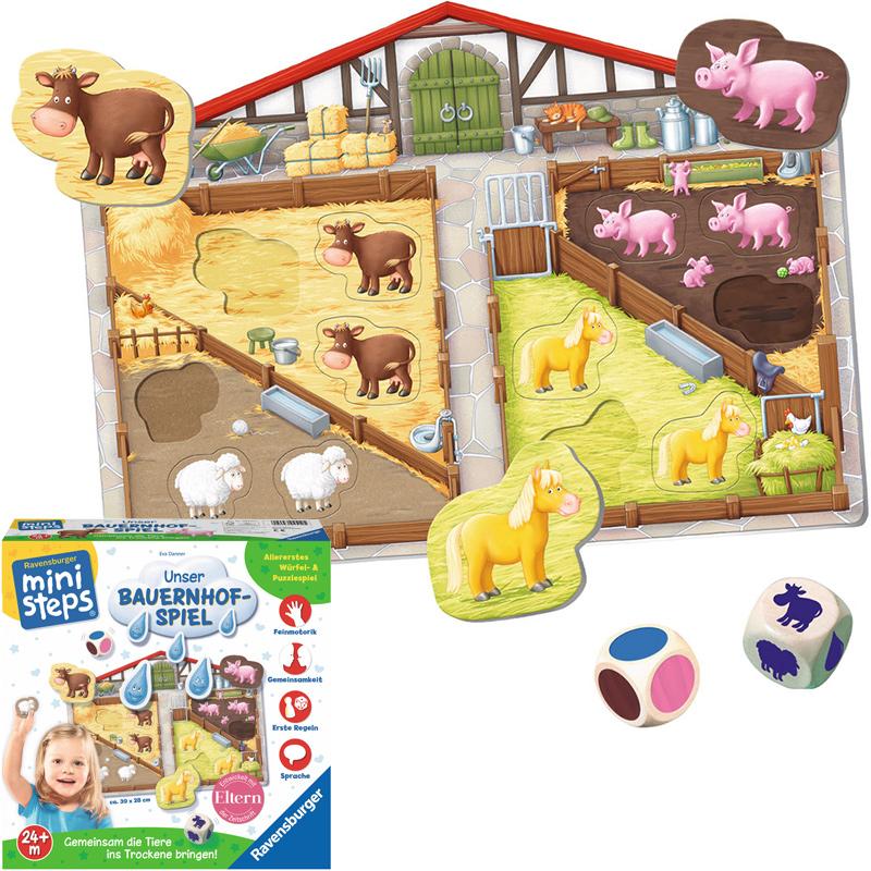 ravensburger-ministeps-unser-bauernhof-spiel-kinderspielzeug-