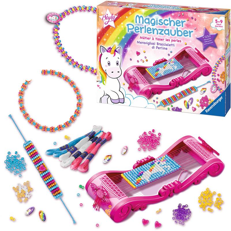ravensburger-bastelset-magischer-perlenzauber-einhorn-kinderspielzeug-, 21.95 EUR @ spielzeug24