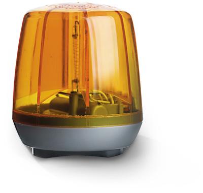 Rolly Toys RollyTrac Flashlight Blinklicht (Orange) [Kinderspielzeug]