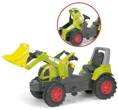 rolly-toys-rollyfarmtrac-premium-claas-arion-640-traktor-mit-frontlader-grun-kinderspielzeug-