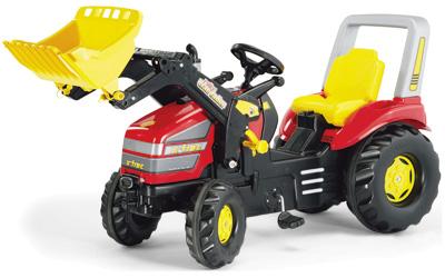 alle bewertungen zu rollyx trac traktor mit frontlader. Black Bedroom Furniture Sets. Home Design Ideas