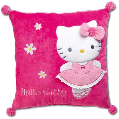 Hello Kitty Ballerina-Kissen