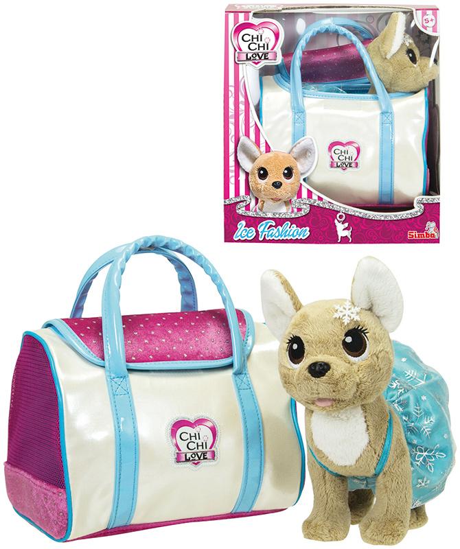 Simba Chi Chi Love Ice Fashion Chihuahua Plüsch...