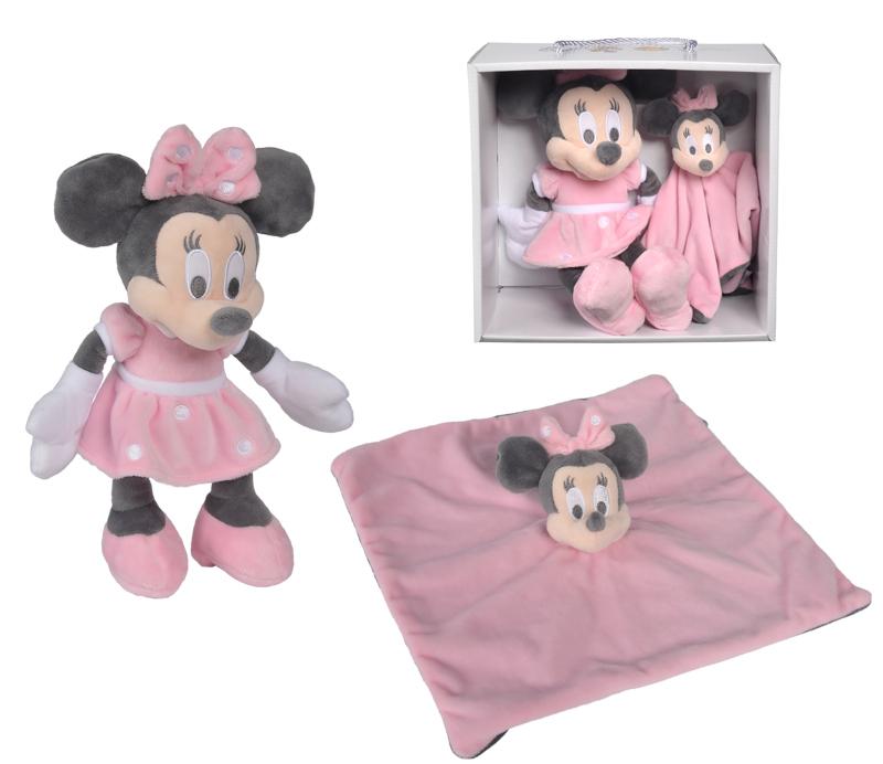 simba-disney-minnie-maus-baby-geschenkset-tonal-rose-babyspielzeug-