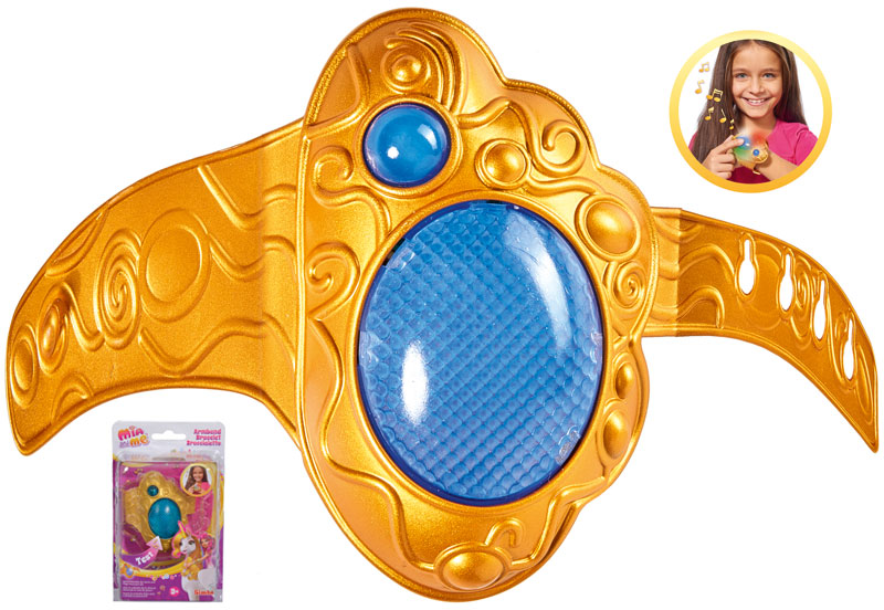 Simba Mia and me Armband mit Licht und Sound [K...