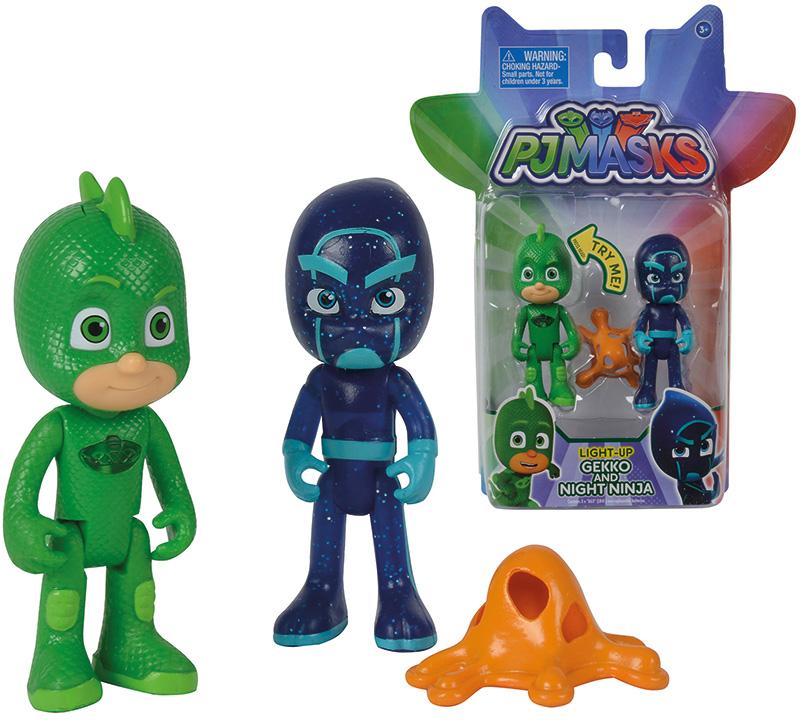 simba-pj-masks-figuren-set-2er-pack-gecko-und-ninja-mit-licht-kinderspielzeug-