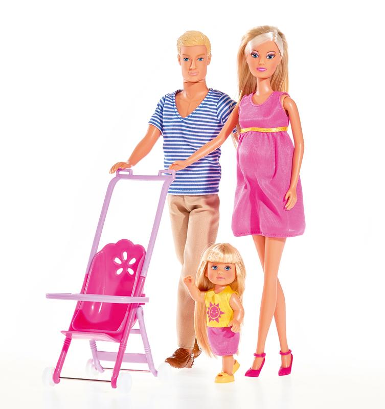 Simba Steffi Love Happy Family bei Spielzeug24