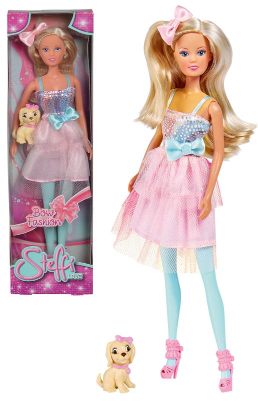 Simba Steffi Love Bow Fashion (Rosa-Mint) [Kinderspielzeug]