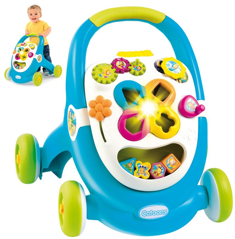 smoby-cotoons-2in1-lauflernwagen-spielstation-blau-babyspielzeug-