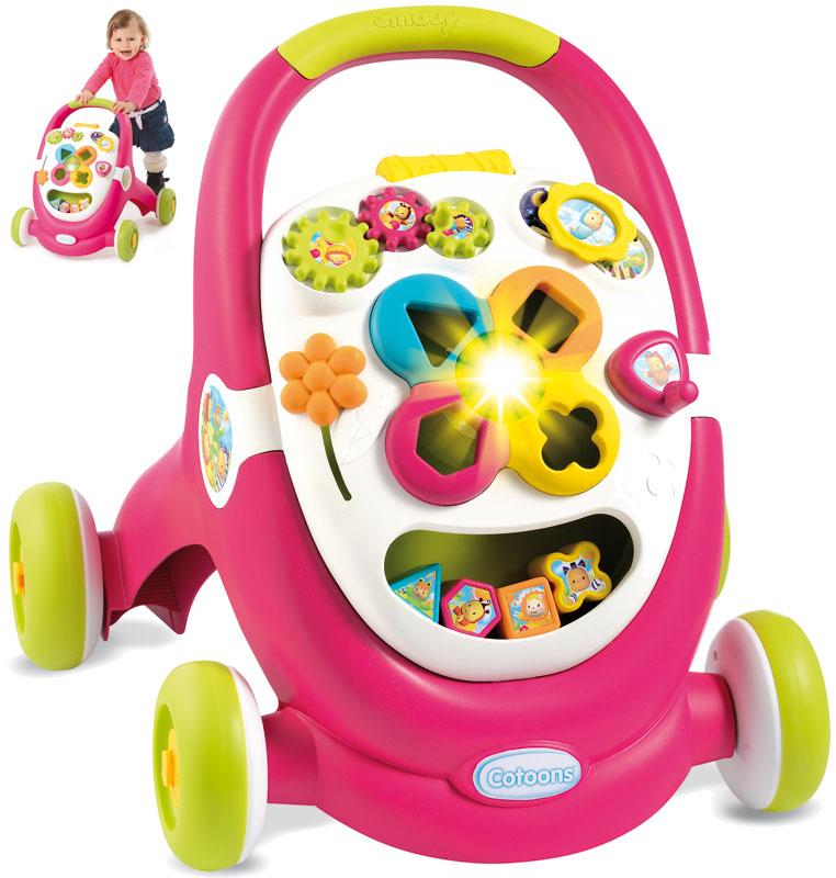 smoby-cotoons-2in1-lauflernwagen-spielstation-pink-babyspielzeug-