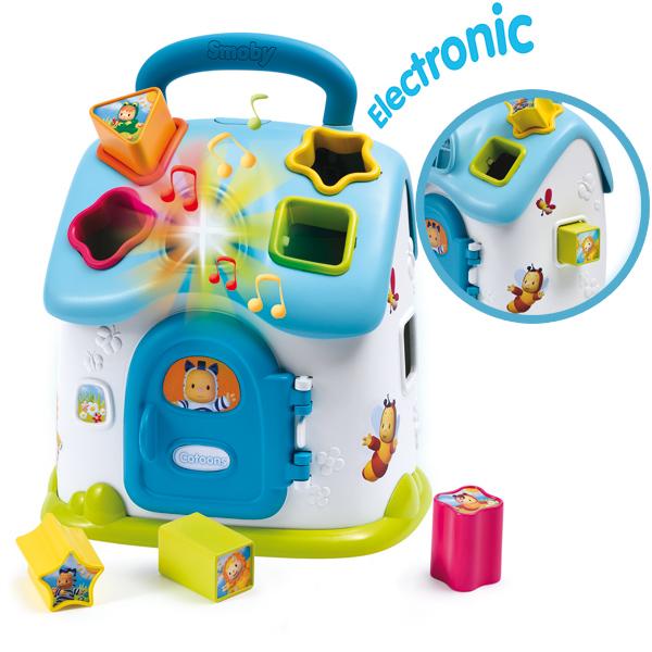 smoby-cotoons-elektronisches-steckspielhaus-blau-babyspielzeug-
