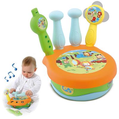 Smoby Cotoons Das kleine Orchester [Babyspielzeug]