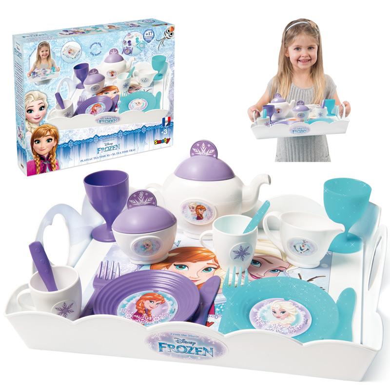 smoby-disney-frozen-tablett-mit-geschirr-turkis-lila-kinderspielzeug-
