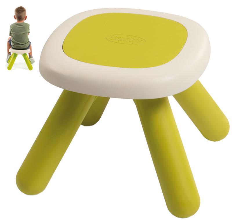 smoby kinderhocker f r drinnen drau en gr n bei spielzeug24. Black Bedroom Furniture Sets. Home Design Ideas